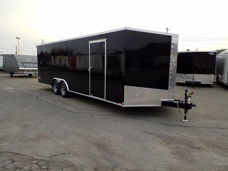 2019 Look Trailers EWLC 8.5X24 10K Car / Racing Trailer