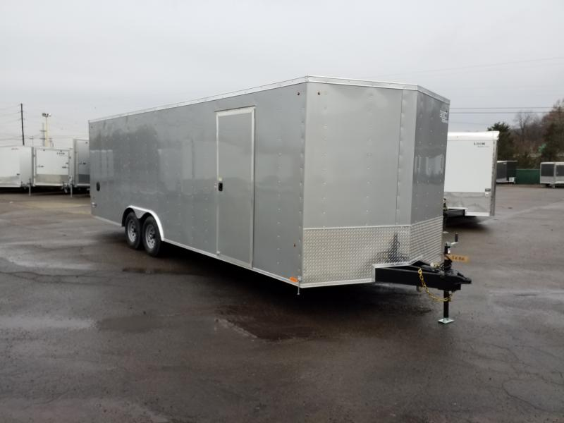 2019 Look Trailers EWLF 8.5X24 10K Car / Racing Trailer