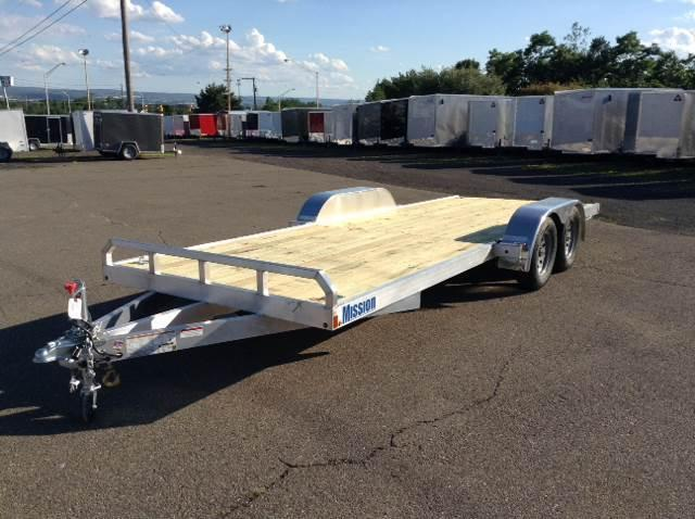 2017 Mission E-MOCH8X20 7K Car / Racing Trailer