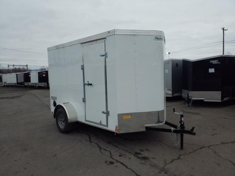 2020 Haulmark PPT 6X10 RAMP DOOR Enclosed Cargo Trailer