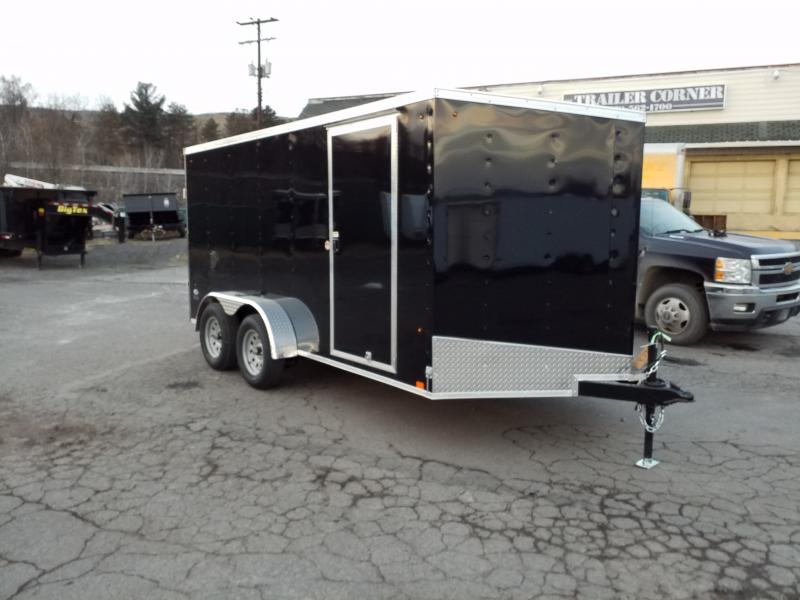 2019 Look Trailers STLC 7X14 RAMP DOOR Enclosed Cargo Trailer