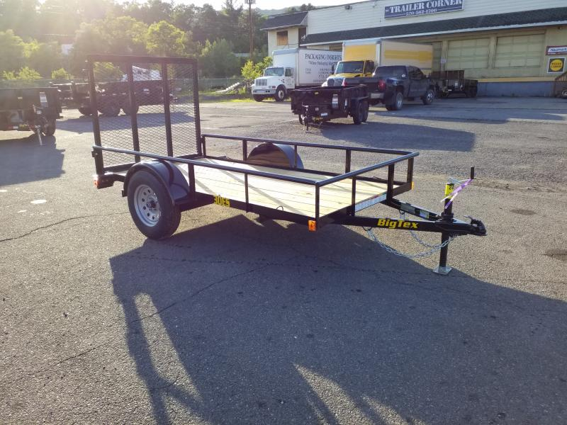 2020 Big Tex Trailers 30ES-10 5X10 Utility Trailer