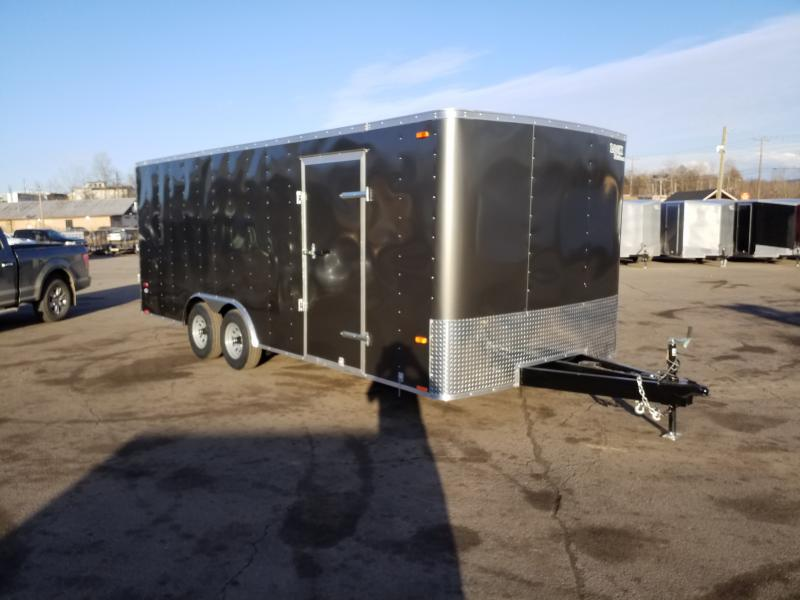 2019 Look Trailers ST 8.5X20 10K Car / Racing Trailer