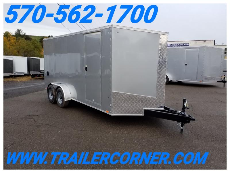 2019 Cargo Express XLW 7X16 10K HEAVY DUTY Enclosed Cargo Trailer