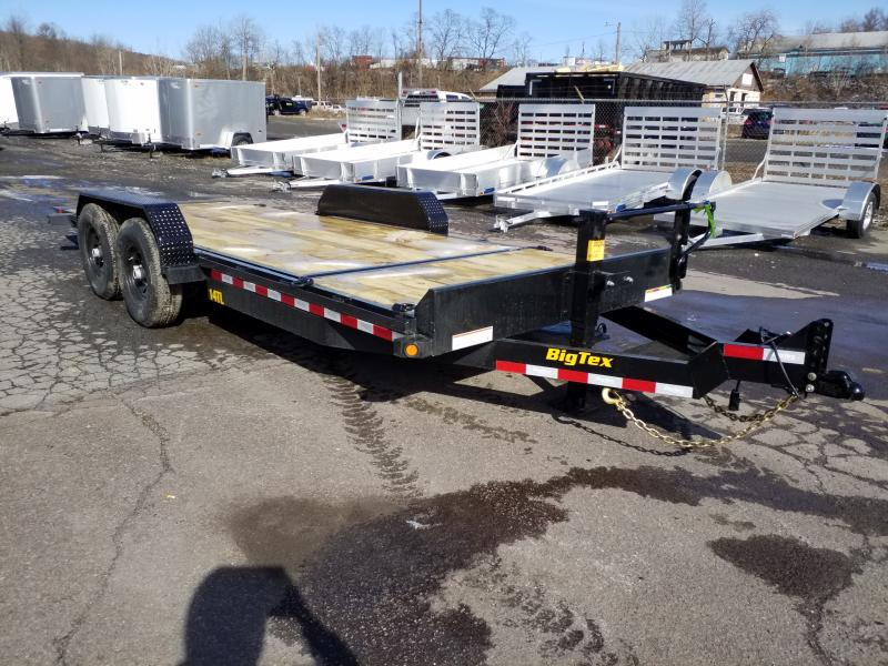 2019 Big Tex Trailers 14TL-20 Equipment Trailer