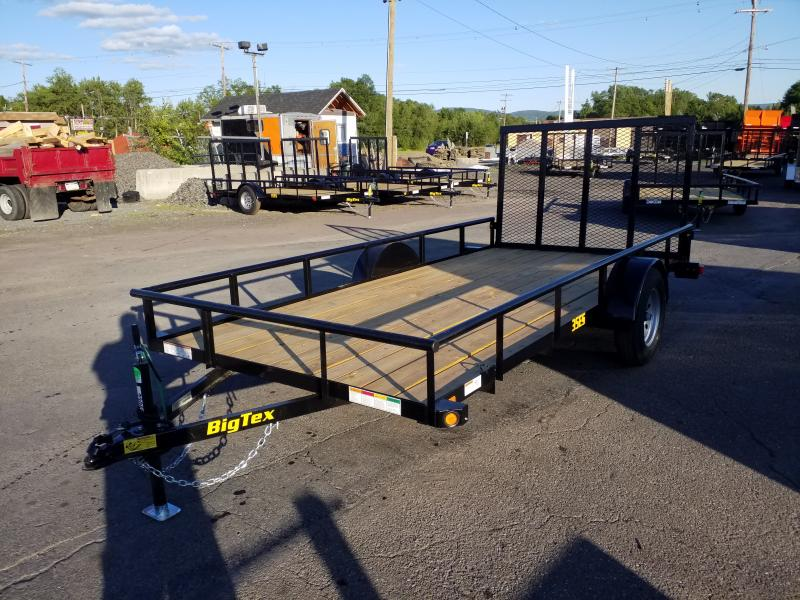 2020 Big Tex Trailers 35ES-14 77X14 Utility Trailer