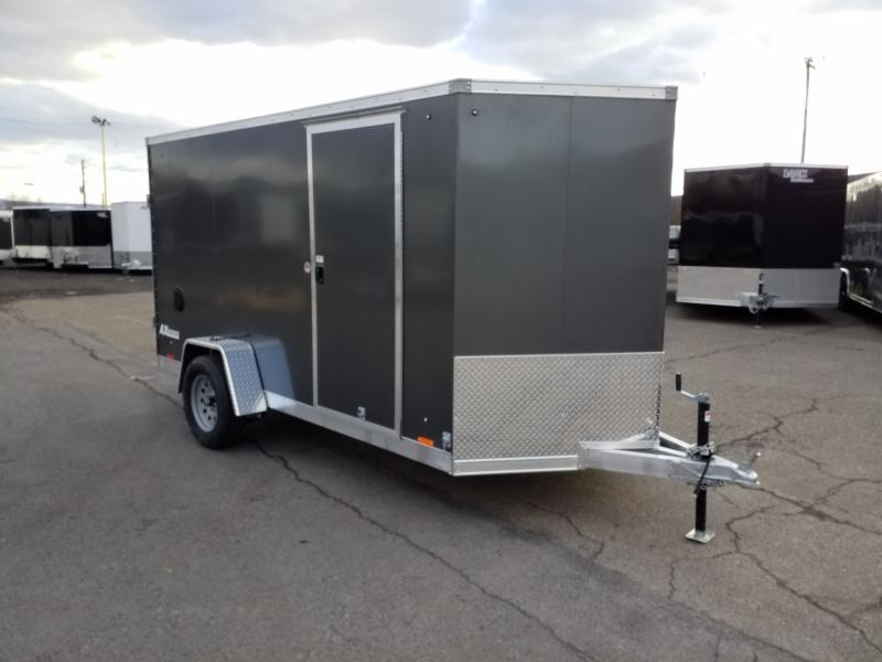 2019 Cargo Express ACW 6X12 ALUMINUM Enclosed Cargo Trailer