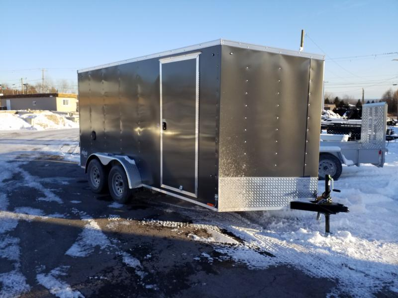 2019 Pace American OB 7X14 6 EXTRA HEIGHT Enclosed Cargo Trailer