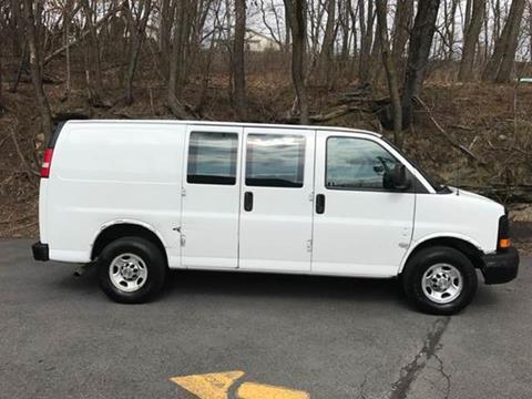 2012 Chevrolet EXPRESS 2500 Truck