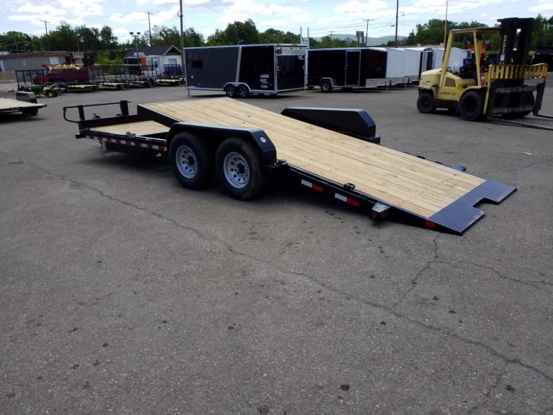 2019 Big Tex Trailers 14TL-22 14K TILT Equipment Trailer