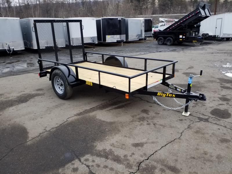 2019 Big Tex Trailers 30ES-10 5X10 Utility Trailer