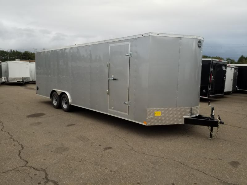 2019 Wells Cargo FT 8.5X24 10K Enclosed Cargo Trailer