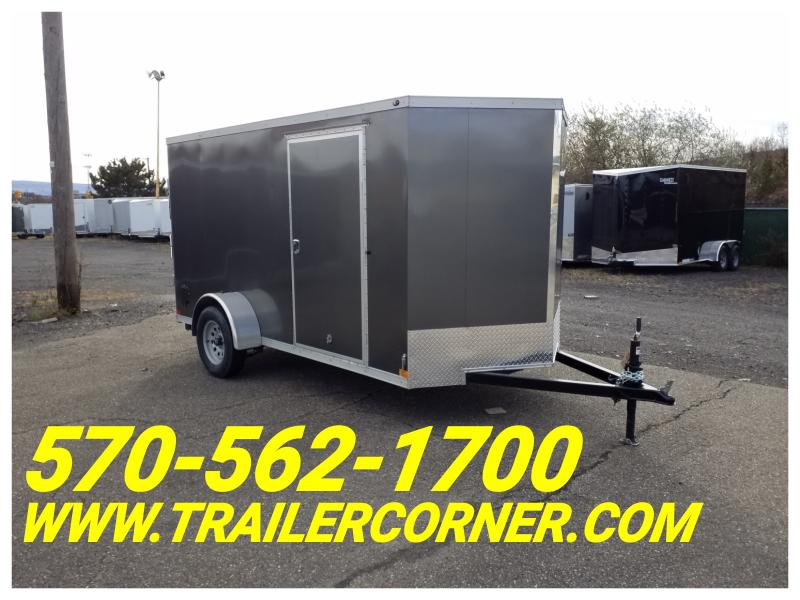 2019 Wells Cargo WCVG 6X12 5 SERIES Enclosed Cargo Trailer