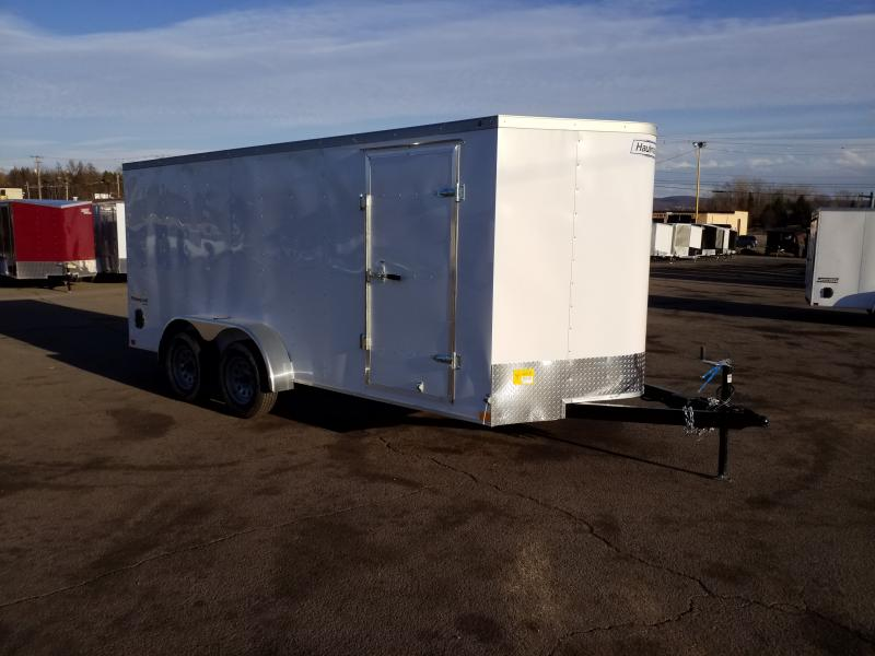 2019 Haulmark PPT 7X16 RAMP DOOR Enclosed Cargo Trailer
