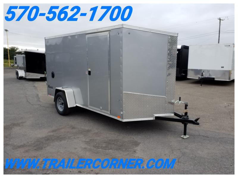 2019 Cargo Express XLW 6X12 SCREWLESS Enclosed Cargo Trailer