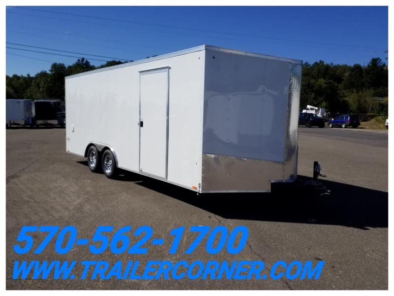 2019 Pace American OB 8.5X20 7K Car / Racing Trailer