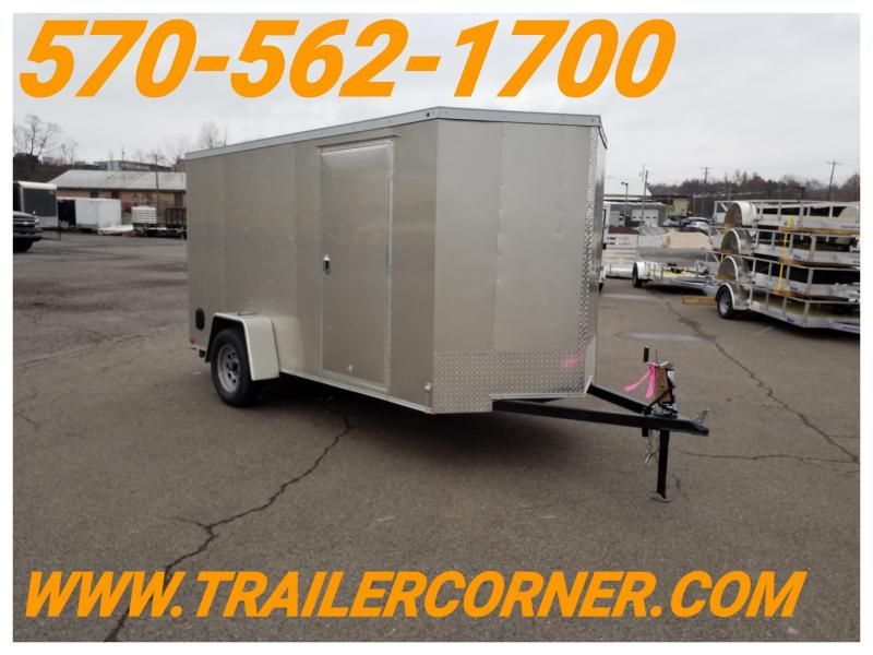2019 Haulmark HMVG 6X12 RAMP DOOR Enclosed Cargo Trailer