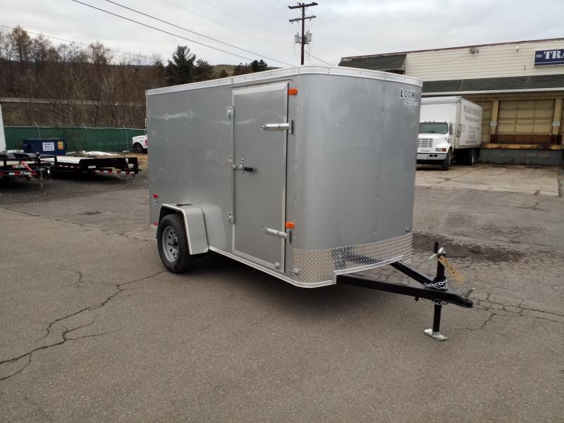 2019 Look Trailers STLC 5X10 RAMP-SIDE DOOR Enclosed Cargo Trailer