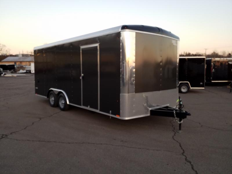2019 Look Trailers VRLA 8.5X20 7K Car / Racing Trailer