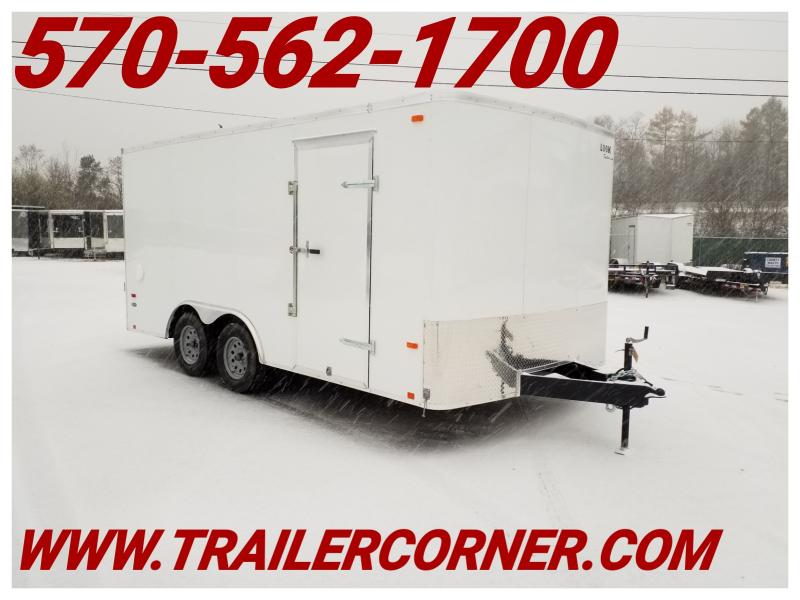 2019 Look Trailers ST 8.5X16 7K Car / Racing Trailer
