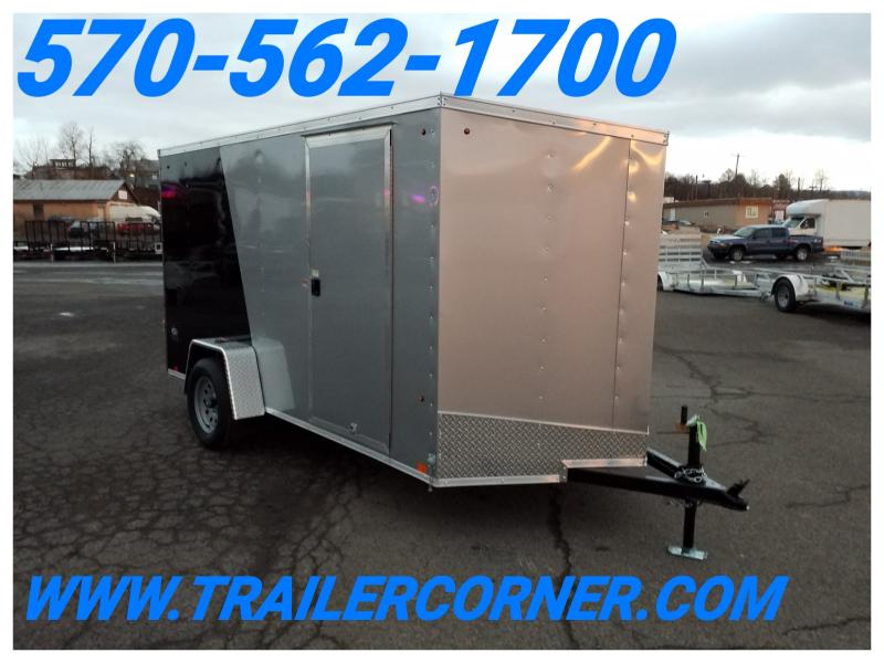 2019 Look Trailers STLC 6X12 BIKE TRAILER Enclosed Cargo Trailer