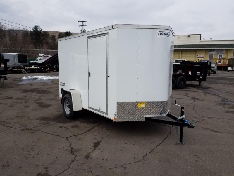 2019 Haulmark PPT 6X10 RAMP DOOR Enclosed Cargo Trailer