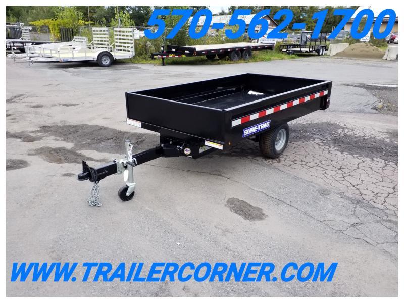 2019 Sure-Trac 4.5X8 HOMEOWNER Dump Trailer