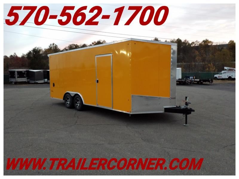 2019 Look Trailers VWLF 8.5X20 10K Car / Racing Trailer