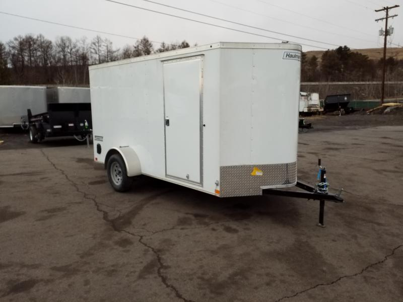 2019 Haulmark PPT 6X12 RAMP DOOR Enclosed Cargo Trailer