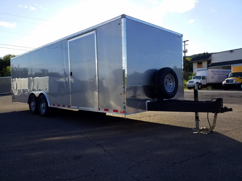 2019 Look Trailers 8.5X24 12K LANDSCAPE Car / Racing Trailer