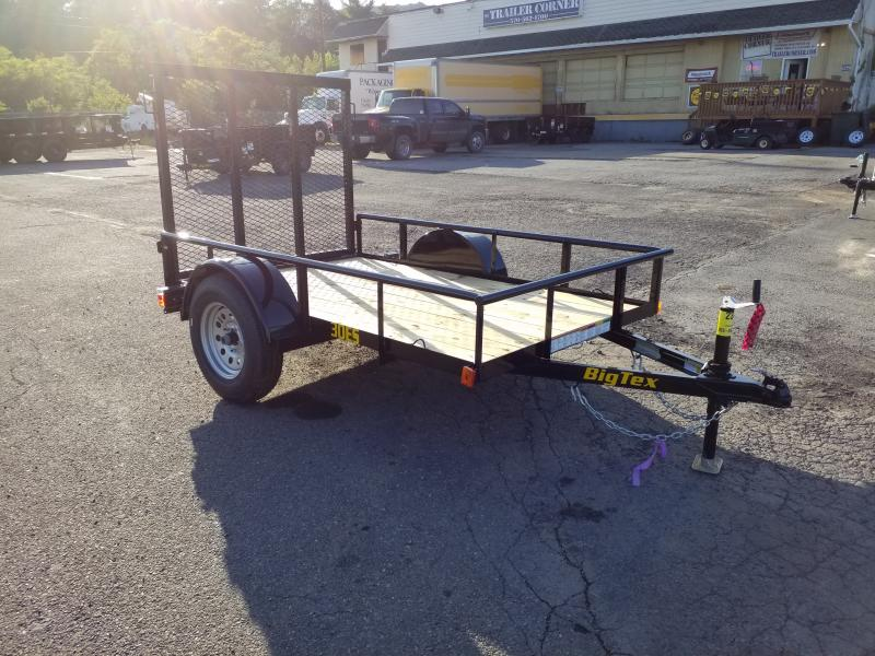2020 Big Tex Trailers 30ES-08 5X8 Utility Trailer