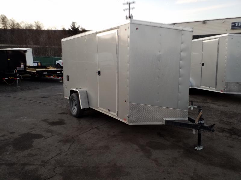 2019 Look Trailers STLC 6X12 BARNS - JACKS Enclosed Cargo Trailer