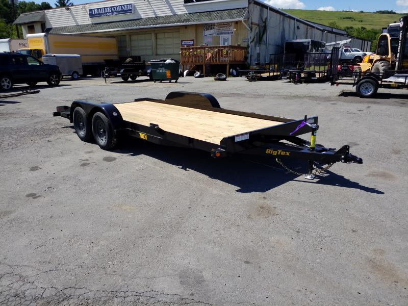 2020 Big Tex Trailers 70CH-18 7K Car / Racing Trailer