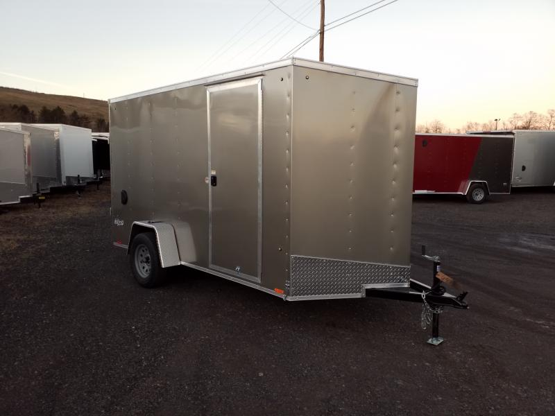 2019 Pace American OB 6X12 EXTRA HEIGHT Enclosed Cargo Trailer