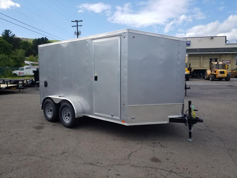 2020 Look Trailers STLC 7X12 RAMP DOOR Enclosed Cargo Trailer
