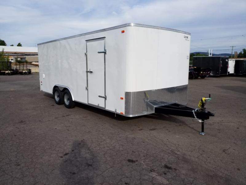2020 Look Trailers ST 8.5X20 10K Car / Racing Trailer
