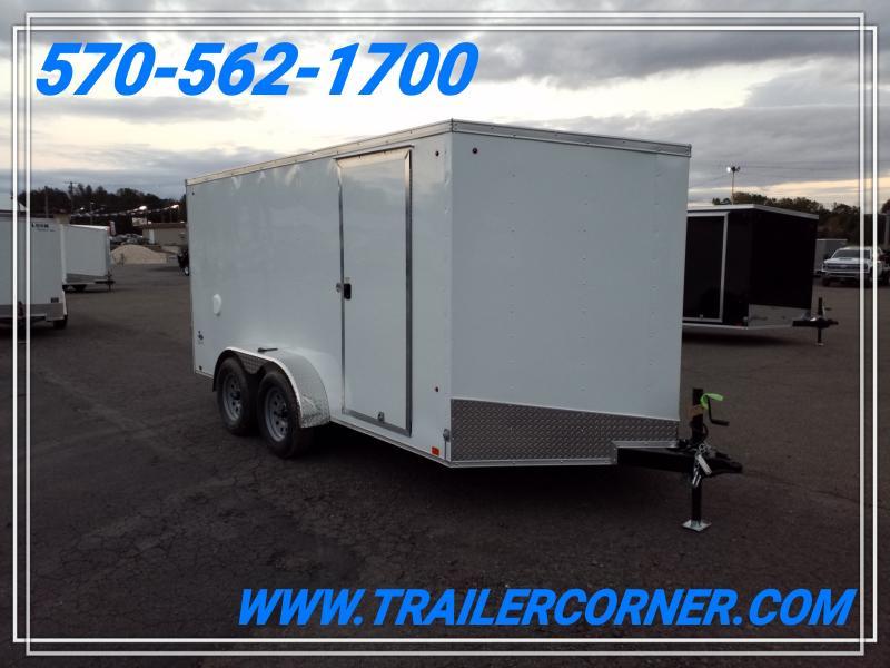 2019 Look Trailers STLC 7X14 RAMP DOOR Enclosed Cargo Trailer