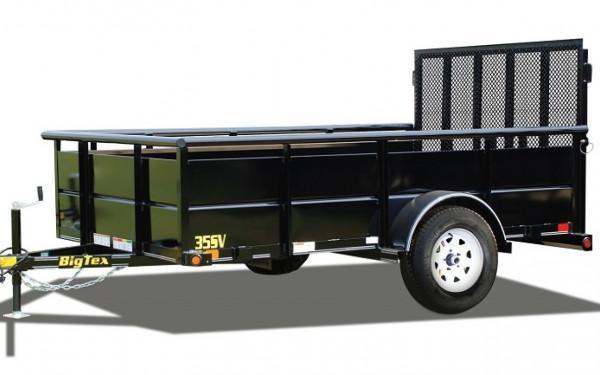2017 Big Tex 35SV-10BK