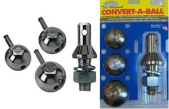 6300099 Convert-A-Ball Hitch Ball