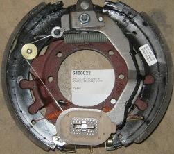 6400022 Electric Brake Assemblies