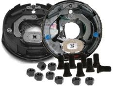 6400030-02 Electric Brake Kits (1-Axle)