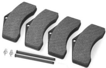 6450287 Brake Pads - Hydraulic Disc