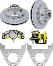 6450511 Hydraulic Disc Brake Assemblies