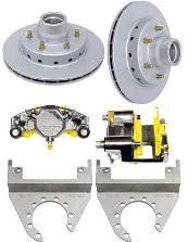 6450587 Hydraulic Disc Brake Assemblies