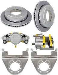 6450657 Hydraulic Disc Brake Assemblies