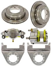 6450659 Hydraulic Disc Brake Assemblies
