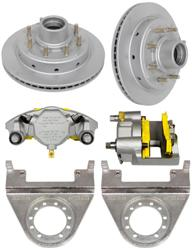 6450676 Hydraulic Disc Brake Assemblies