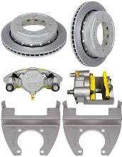 6450745 Hydraulic Disc Brake Assemblies