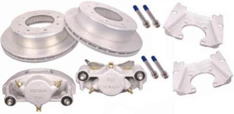 6450752 Hydraulic Disc Brake Assemblies