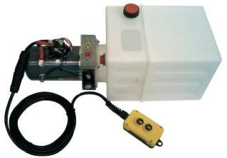 6900154 Hydraulic Hoist Power Units